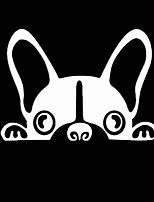 Недорогие -Прекрасная милая собака-хранитель шаблон автомобиля стикер царапины обложка наклейки