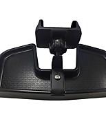 Недорогие -автомобильный держатель для мобильного телефона abs стойка для мобильного телефона автомобильный комплект кронштейнов для джипа ренегата 2015 16 2017 - черный