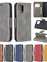 Недорогие -чехол для iphone xr iphone xs max чехол для телефона искусственная кожа материал овец рисунок сплошной цвет чехол для iphone xs x 8 8 плюс 7 7 плюс 6 с 6 плюс 6 с 6 5 с 5 комплект