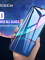 Недорогие -защитное стекло для iphone x xs max xr закаленное стекло защитная пленка экрана 5d край стекла для iphone 7 6 s 8 plus