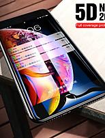 Недорогие -5d полный экран защитная пленка защитное стекло на для iphone 6 7 8 плюс x xs стекло для iphone xr xs max 5 5s закаленное стекло