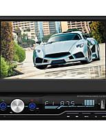 Недорогие -t100 7 дюймовый Windows CE Автомобильный MP4-плеер Сенсорный экран / MP3 / Встроенный Bluetooth для Универсальный Поддержка AVI / RM / RMVB MP3 / WMA / WAV