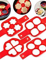 Недорогие -Силиконовые формы для приготовления блинов с антипригарным покрытием для приготовления пищи