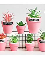 Недорогие -Искусственные Цветы 1 Филиал Классический Современный современный Суккулентные растения Букеты на стол