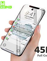 Недорогие -45d полностью закаленное стекло на iPhone 6 6s 7 8 плюс защитная пленка xr x xs для iphone x xs xr xs max защитное стекло