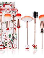 Недорогие -профессиональный Кисти для макияжа 8шт Очаровательный Мягкость Новый дизайн удобный Алюминиевый сплав 7005 за Косметическая кисточка