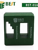 Недорогие -Быстро намагничивающий размагничивающий размагничивающий инструмент (зеленый)