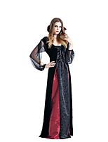 Недорогие -Вдохновлен Rosario and Vampire Vampire Dracula Аниме Косплэй костюмы Японский Платья Платье Назначение Жен.