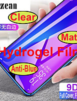 cheap -1pcs For Samsung S8/S9 Plus/Note 8/Note 9/S10 Plus/S10 5G Clear/Matte/Anti-blue Full cover hydrogel film Soft screen protector