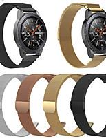Недорогие -Ремешок для часов для Huawei Watch GT Huawei Миланский ремешок Нержавеющая сталь Повязка на запястье
