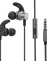 Недорогие -caseier M13 Наушники-вкладыши Проводное Мобильный телефон С подавлением шума