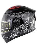 Недорогие -Зоман мотоцикл велосипедный шлем с двойным объективом мотоцикл анфас шлем одобрение см960