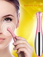 Недорогие -массажер для глаз палочка звуковая вибрация для темных кругов отечность и усталость глаз против морщин массажер для лица уход за кожей устройство