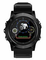 Недорогие -L11 Smart Watch цветной сенсорный экран с отслеживанием сердечного ритма и отслеживанием активности в течение всего дня. Спортивный браслет для бега, ходьбы, длительного времени ожидания, совместимого