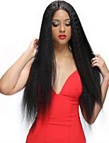 Недорогие -3 Связки Малазийские волосы Вытянутые Необработанные натуральные волосы 100% Remy Hair Weave Bundles Человека ткет Волосы Удлинитель Пучок волос 8-28 дюймовый Нейтральный Ткет человеческих волос