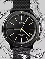 Недорогие -zeblaze vibe lite smart watch bt фитнес-трекер поддержка уведомлений / монитор сердечного ритма спорт smartwatch совместимые телефоны ios / android