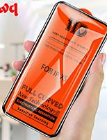 Недорогие -11d изогнутое полное покрытие из закаленного стекла для iphone x xs max xr защитная пленка для iphone 7 8 6 плюс защитная стеклянная пленка