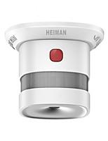 Недорогие -дымовая пожарная сигнализация дома обнаружения детектор дыма стержень независимый детектор дыма огонь эффективный пластик 3с сертификации