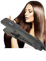 Недорогие -выпрямитель для волос быстрое нагревание керамический дисплей температуры прическа инструмент ес вилка