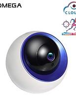 Недорогие -Inqmega 4-мегапиксельная облачная IP-камера автоматического слежения Wi-Fi камера в помещении 1080 P