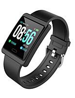 Недорогие -Смарт Часы Цифровой Современный Спортивные силиконовый 30 m Защита от влаги Пульсомер Bluetooth Цифровой На каждый день На открытом воздухе - Черный Синий Серебро / черный