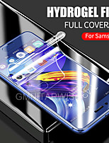 cheap -hydrogel soft film 3d full cover screen protector for samsung galaxy s10 s10e s8 s9 plus s7 edge note 9 8 ultra thin clear film