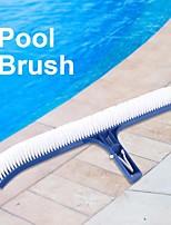 Недорогие -18дюймовый изогнутый инструмент для чистки щеток для бассейна