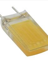 Недорогие -1шт 2 W Двухштырьковые LED лампы 260 lm G8 1 Светодиодные бусины COB Новый дизайн Милый Тёплый белый Холодный белый 220-240 V