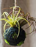 Недорогие -Искусственные Цветы 1 Филиал Классический Modern Pастений Корзина Цветы
