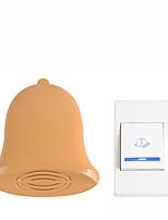 Недорогие -электронный беспроводной пульт дистанционного управления дверной звонок аккумулятор дверной звонок