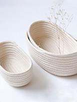 Недорогие -1шт Коробки для хранения Ткань Аксессуар для хранения Для приготовления пищи Посуда