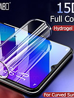 cheap -15d full cover hydrogel film for samsung a50 a20 a70 a10 a30 a80 a90 screen protector for samsung s9 s8 note 9 8 film not glass