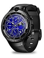 Недорогие -Zeblaze Thor 4 Smart Watch Dual 4G LTE BT Фитнес-трекер Поддержка монитора сердечного ритма / уведомление с 5,0-мегапиксельной камерой спорта SmartWatch телефон