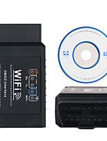 Недорогие -Banigipa улучшенная версия автомобиля Wi-Fi OBD2 сканер OBD II сканер сканера проверки двигателя свет диагностический инструмент для IOS&усилитель; Android поддерживает крутящий момент Pro OBD
