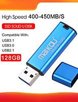 Недорогие -maikou mobile ssd usb3.0 портативный твердотельный накопитель 410 МБ / с высокоскоростной SSD и диск 128g