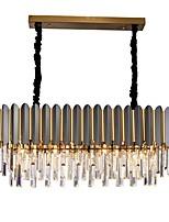 Недорогие -QIHengZhaoMing 10-Light Люстры и лампы Рассеянное освещение Электропокрытие Металл 110-120Вольт / 220-240Вольт