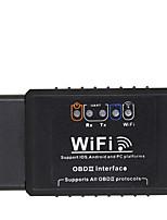 Недорогие -elm327 v1.5 obd2 wi-fi автомобильный диагностический сканер авто сканер кода сканер