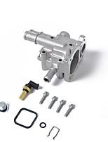 Недорогие -Алюминиевый двигатель охлаждения Авто Датчик температуры корпуса термостата для Chevrolet Cruze Opel