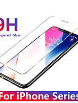 Недорогие -9h защитное стекло от отпечатков пальцев для iphone 6s 7 8 плюс защитная пленка для iphone 4 5 закаленное стекло на iphone x xs plus glass