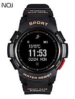 Недорогие -F6 умный браслет часы открытый уровень IP68 водонепроницаемый мульти-спорт плавательный Bluetooth модные часы