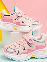 Недорогие -Мальчики Удобная обувь Сетка Спортивная обувь Маленькие дети (4-7 лет) Беговая обувь Белый / Красный / Розовый Осень