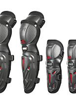Недорогие -мотокросс локоть колено защитные накладки / 4шт регулируемые наколенники протектор локоть броня для мотоцикла велосипед / езда на велосипеде / гонки / лыжи / катание на роликах