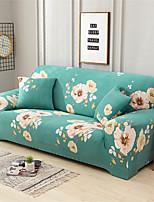Недорогие -чехол для дивана цветы в век расцвета печать с принтом полиэстер чехлы