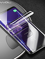 cheap -eqvvol 9d full cover soft hydrogel film for samsung s9 s8 s7 plus curved screen protector for galaxy note 8 9 purple light film