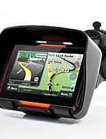 Недорогие -вездеход 4.3 дюймов водонепроницаемый 4 ГБ встроенной памяти Bluetooth мотоцикл GPS-навигатор с сенсорным экраном GPS-навигатор ярость