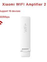 Недорогие -100% оригинал xiaomi mi wifi ретранслятор 2 усилитель-удлинитель 2 усилители сигнала wifi беспроводной универсальный маршрутизатор xiaomi mijia умный дом