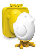 Недорогие -форма курицы яйца вкрутую плесень яйцо инструмент кулинария инструмент яйцо кубок ресторан кухня гаджеты