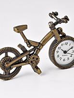 Недорогие -Муж. Карманные часы Кварцевый Старинный Творчество Новый дизайн Аналого-цифровые Винтаж - Бронзовый
