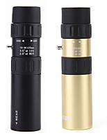 Недорогие -10-90x25 золотой зум монокуляр