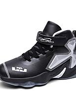 Недорогие -Мальчики Удобная обувь Полиуретан Спортивная обувь Маленькие дети (4-7 лет) Для баскетбола Белый / Красный / Синий Осень